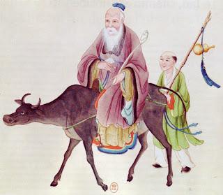 Lao-Tseu et son disciple