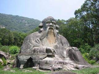 Statue de Lao-Tseu