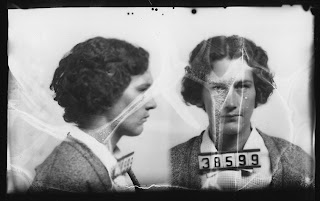Edith Maxwell in Wise County prison