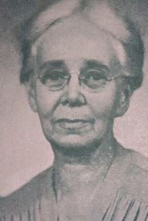 Dr. Lucy Braun, plant ecologist