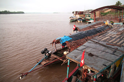 Amazon River Boats