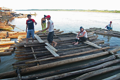 Balsa Rafts