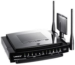 WRT600N linksys