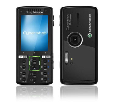 K850i Cyber-Shot