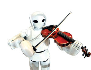 Violin Robot Toyota