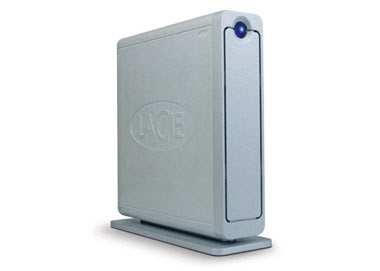 LaCie Ethernet Disk mini