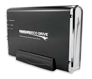 Kanguru Eco Drive 80GB