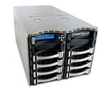 NetApp StoreVault S300