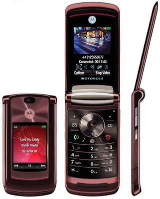 Motorola RAZR² V9