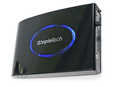 SimpleDrive 500GB Portable