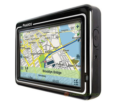Pharos Drive GPS 250