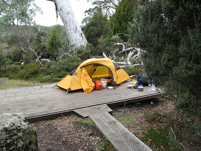 Image & Bushwalk Australia u2022 View topic - Tent platforms on the OT