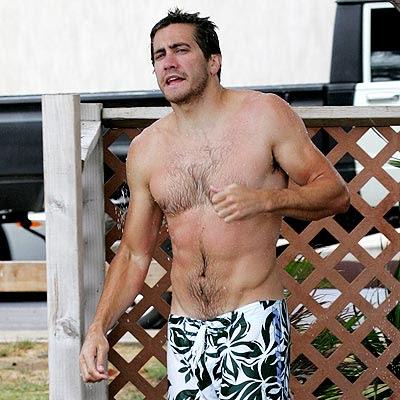 gyllenhaal naked