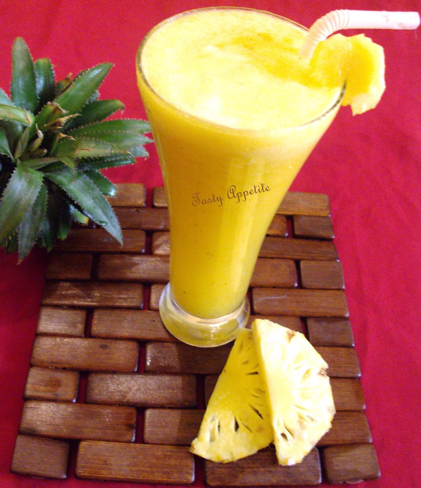 Pineapple Smoothie / Juice