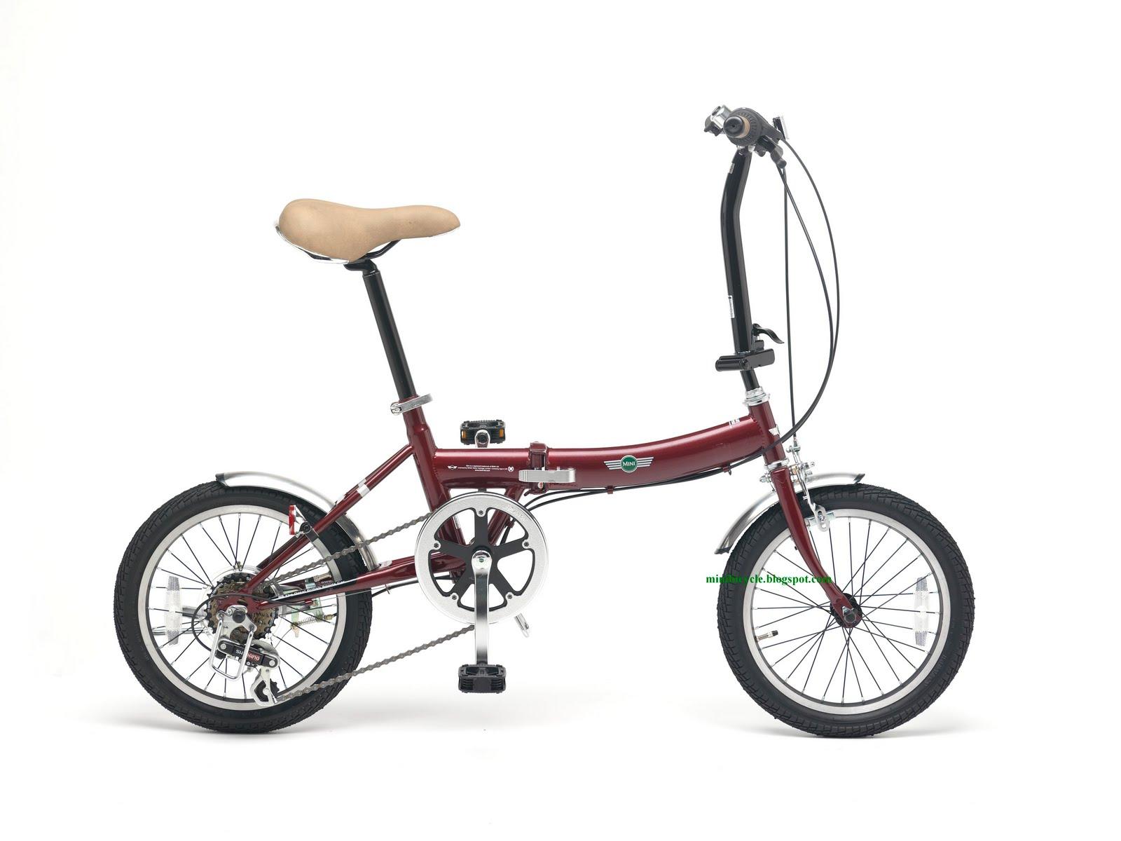 Mini Cooper Bikes Collection Fdb166