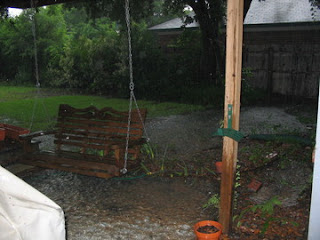 married to the empire texas flooding from my own yard
