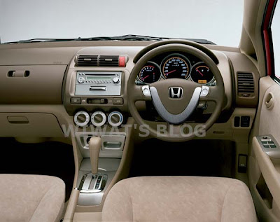 Accessories Honda City 2007 Best Accessories Collection