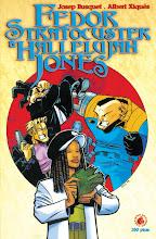 FEDOR STRATOCUSTER Y HALLELUJAH JONES