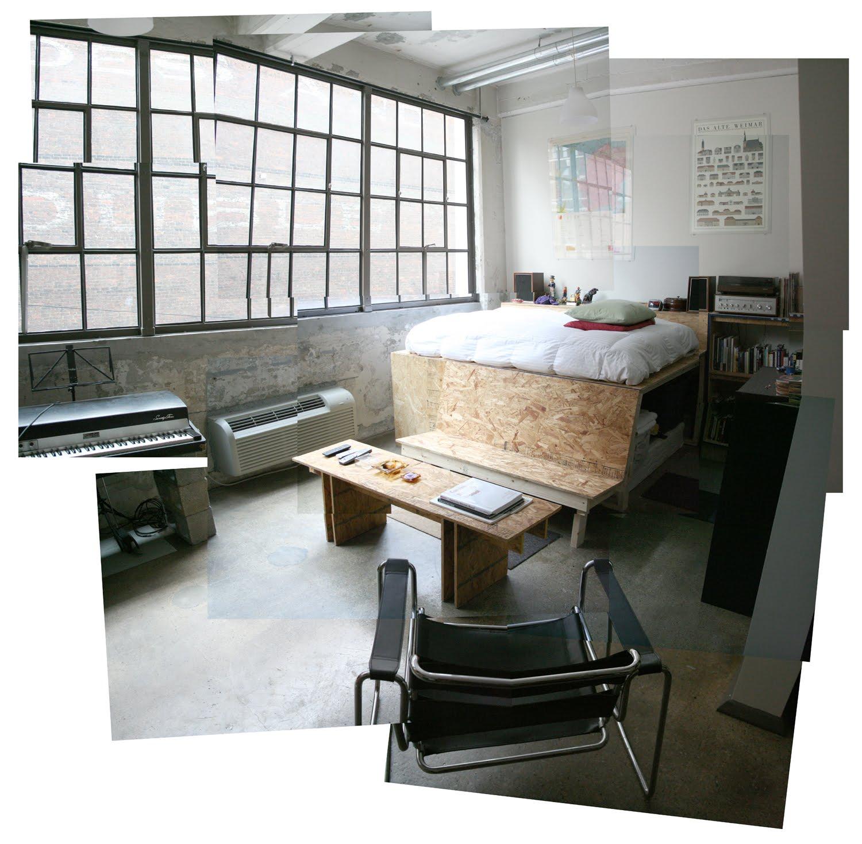 Das Details: JFG 203 / Studio Apartment Furniture / August