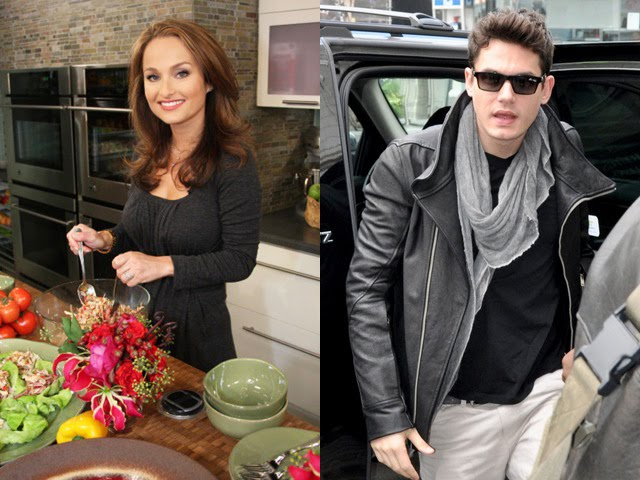 Foodie Gossip Giada Squashes Over Cooked John Mayer Rumors