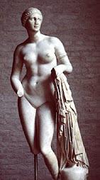 Afrodite de Cinido/Praxiteles