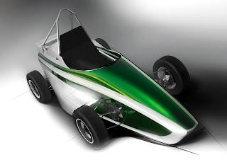 IRG03 - Hydrogen Fuel Cell Racer - Gabriel Tam