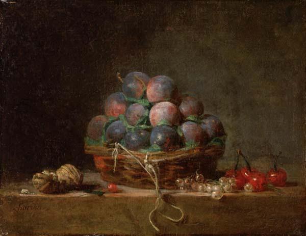 Chardin Baptiste Simeon Jean Paintings