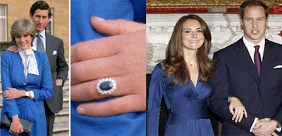 Cincin Batu Safir Putri Diana