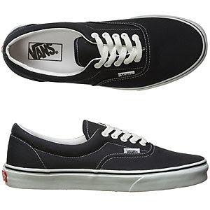 Sartorially Inclined  Debate  Vans Authentic vs. Era 163412d53