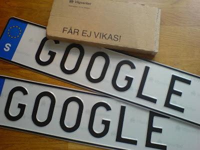Google: Köpt av mig i tio år för 6.000:-