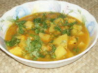 Aloo Dumb by SRA
