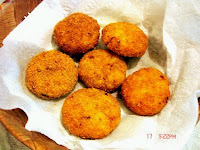 Cheese Veggie Potato Cutlet by Dumela