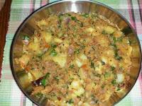 Aloo Methi Fry by Deepz