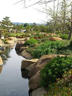 California Weddings Weddings At The Japanese Garden Lake Balboa