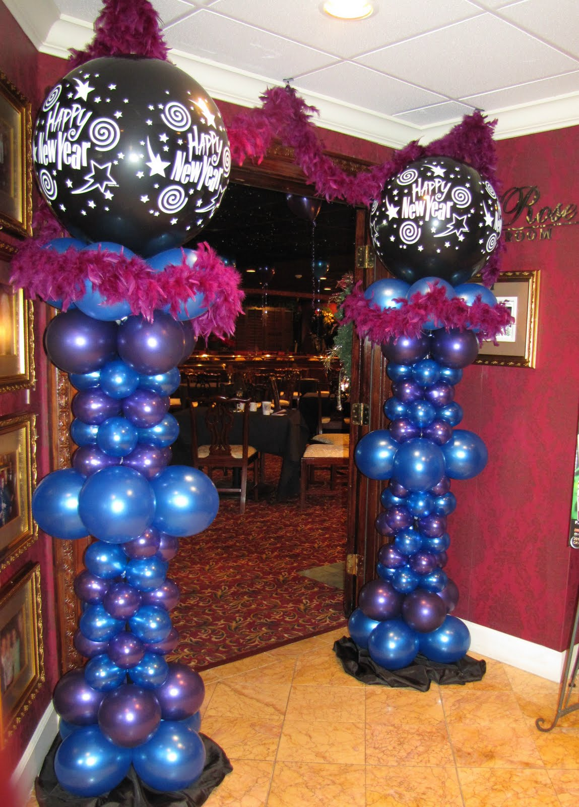Party People Event Decorating Company: New Years Eve 2010 ...