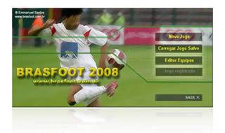 Brasfoot 2008 + Registro