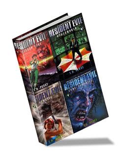 ebooks Todos Os Livros de Resident Evil   Português