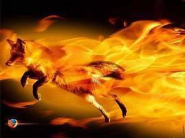 The Firefox Wallpaper