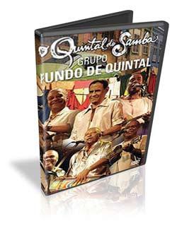 Fundo de quintal-O Quintal do Samba DVDRip