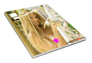 Danieli Leal - Revista SexyClube