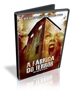 A F?brica Do Terror (The Mill) - Dublado