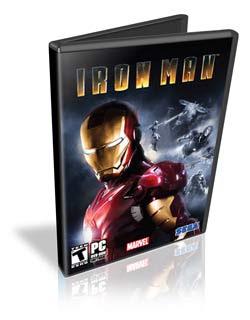 jogo Iron Man