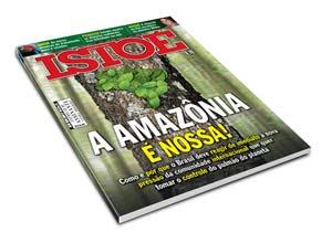 Revista Isto é - 28 de Maio de 2008