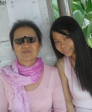 me sis and ma hot rockin mama