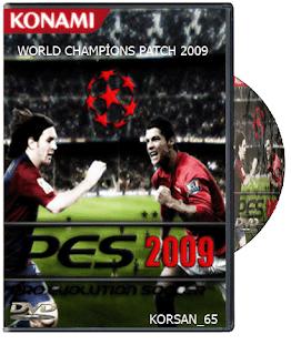 Pes 2009 World Champions Patch Kurulumu - progs-mad