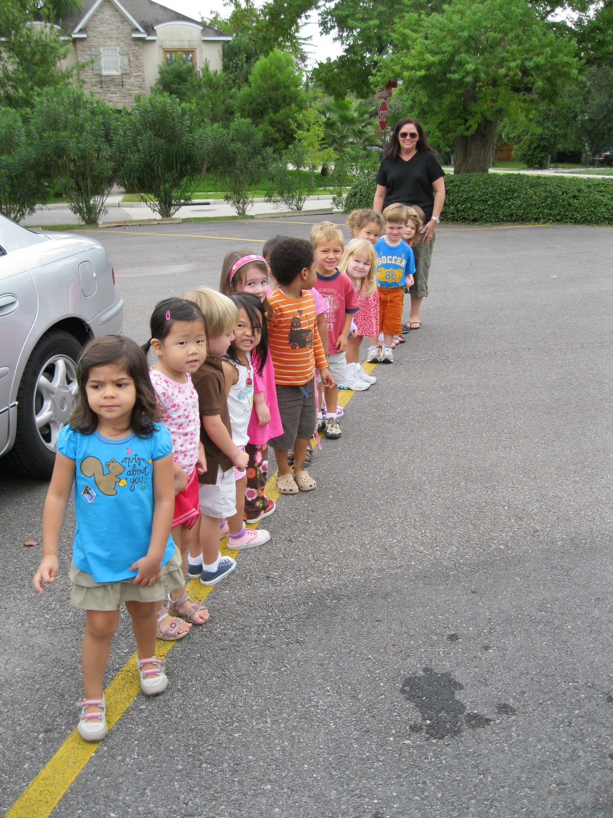 Learn Through Play First Fire Drill
