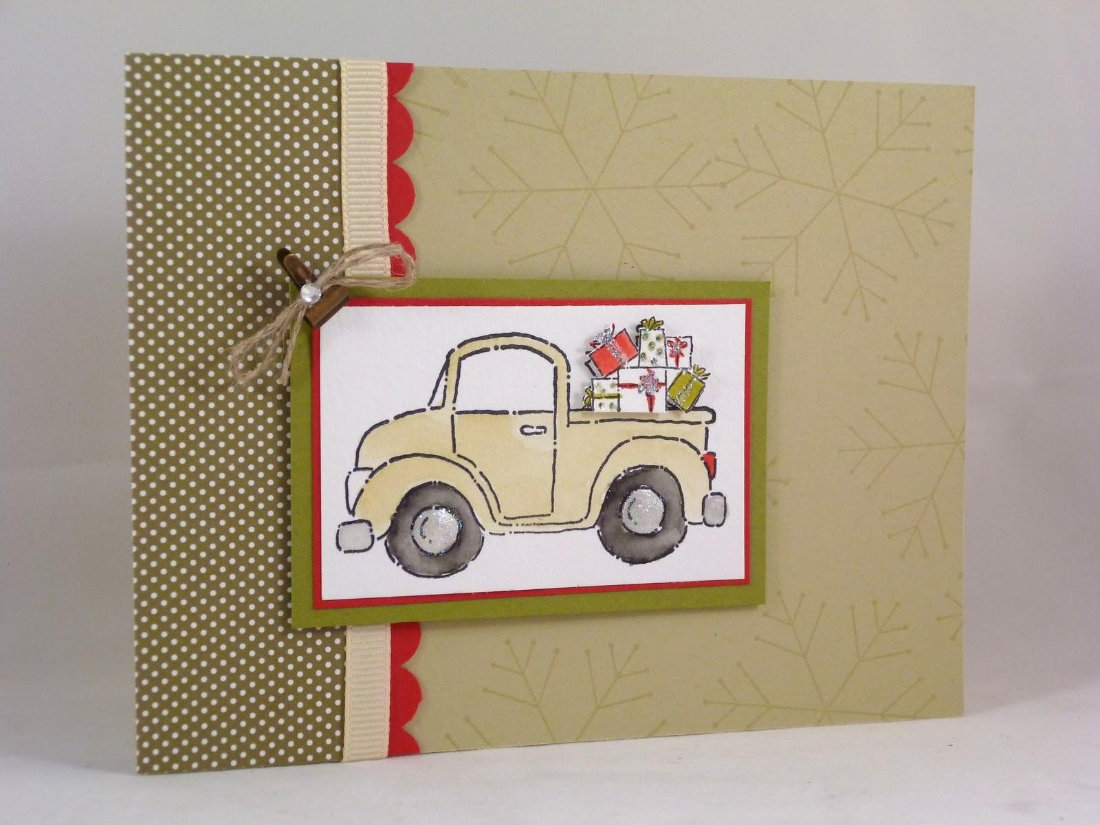 Love+this+Christmas+Truck+CC299