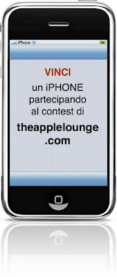 6e0de96e0da3029c%5B1%5D The Apple Lounge ti regala un iPhone!