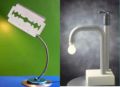 Le lampade di lamponi home inutility fashion design