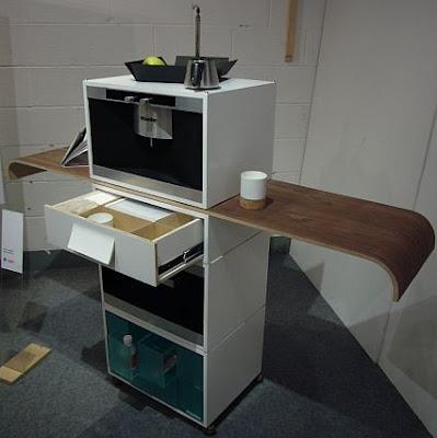 Mini cucina compatta | Home Inutility & Fashion Design :: :: EnZiS ...